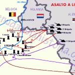 El asalto a Lieja (Parte I)