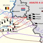El asalto a Lieja (Parte II)
