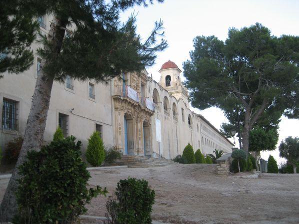 Exposición de Arte Sacro en el Seminario de Orihuela, Alicante