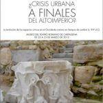 La crisis urbana del Imperio Romano en Cartagena